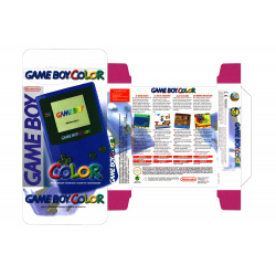 Game Boy Color (SIN INTERIOR)