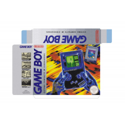 Game Boy Clasica (Español) (SIN INTERIOR)