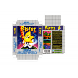 Ristar (Game Gear)