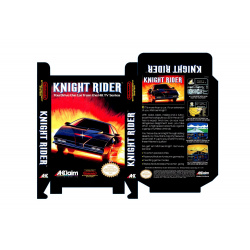 Knight Rider (USA) (NES)