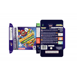 Mario Party Advance (Game Boy Advance) (Multi-Idioma)